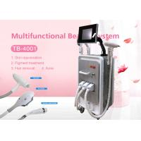 Buy cheap Super Hair Removal Tattoo Reduction Wrinkle Therapy Multifuntion Beauty Machine from wholesalers