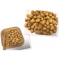 Quality Organic Health BBQ Coated Roasted Chickpeas Snack Tasty Chinese Snacks for sale