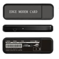Quality High speed 3G 230.6Kbps - 460.8Kbps CDMA Evdo Modem USB 2.0 EDGE MODEM CARD for sale