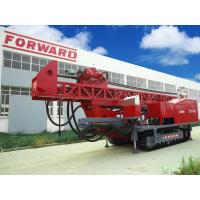 Quality Full Hydraulic Multifunction Top Drive Drill Rig TDR-50 with drilling depths up to 1500m for sale