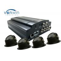 Quality RS232 GPRS analysis camera passenger counter MDVR with GPS Tracking for sale