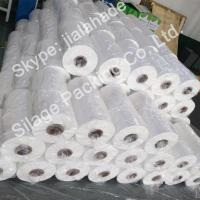 Quality White Silage Wrap Film, 750mm*25mic*1800m, LLDPE Agricultural Stretch Wrap Film/Stretch Film for Silage/Hay Wrap Film for sale