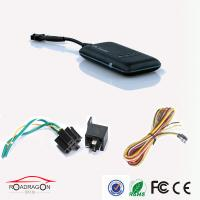 Quality Smart Mobile Phone Tracking Equipment , Battery Powered GPS Car Tracker With History - trace Checking for sale