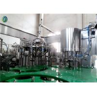 Buy 3 - 10L Plastic Water Bottle Filling Machine PLC Control Easy To Operate at wholesale prices