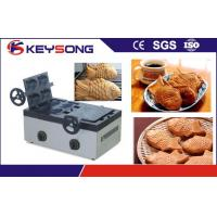Quality Industrial Bakery Equipment Electric Fish Shape Waffle Taiyaki for sale