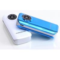 Buy 5600mAh Portable Power Banks, Used for iPad/iPhone/iPod/Smartphones/Digital at wholesale prices