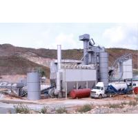 Quality Ratio Control Hot Mix Asphalt Plant With Anti - Bonding Conveying Belt for sale