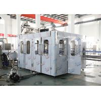 Quality Completely Automatic 5 Gallon Bottle Water Filling Machinery Products Line for sale