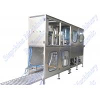 Quality Multi Functional 5 Gallon Water Filling Machine High Positioning Accuracy for sale