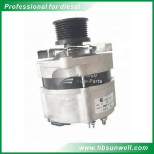 China DCEC 6BT5.9 Diesel Engine Alternator / 95A 12v Alternator Generator 3972730 on sale