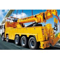 Quality Breakdown Recovery Truck XZJ5540TQZA4 for treating vehicle failure, accidents and parking violations for sale
