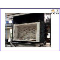 Quality Full Scale Vertical Fire Resistance Test Equipment For Construction Products for sale