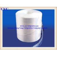 Buy cheap ECR-Glass Fiberglass Assembled Roving for Chopping from wholesalers