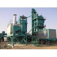Quality 1000C type Freda burner mobile asphalt plant 90kw induced draft fan 50mm mineral wool for sale