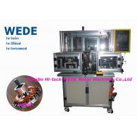 China rotor winding machine , armature winding machine for power tool, home appliance armature, automotive armature on sale