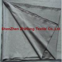 Quality RF Electromagnetic-shielding silver-plated 4-way elastic fabric for sale