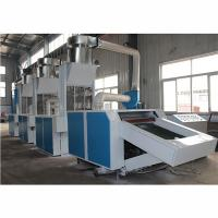 Buy cheap Single-type fiber recycling machine from wholesalers