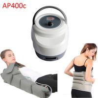 Quality Air Compression Therapy Leg Foot Massager , 400c Air Pressure Leg Massager for sale