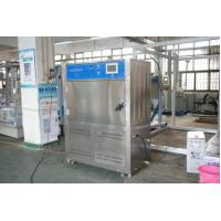 Quality ASTM ISO Accelerated UV Aging Test Chamber, simulate the sun environment chamber for sale