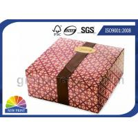 Quality Printed Food Packaging Box Cardboard Boxes & Luxury Chocolate Packing Box for sale