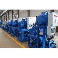 China 1200L/S Industrial Vacuum Pump Systems Roots Dry Screw Vacuum Pump System on sale