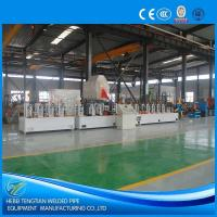 Quality Galvanised Steel Precision Tube Mill Rectangular Shape 100m / Min Mill Speed for sale
