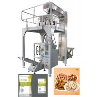 Quality Sugar / Salt / Seed Multihead Weigher Packing Machine With 4 Heads 1000ML Volume for sale