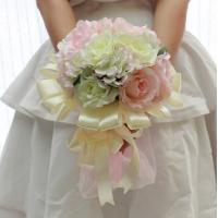 Quality Artificial Bridal Holding Flowers for sale