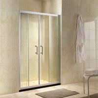 Quality Modern Design North America Popular Double Sliding Shower Enclosure for sale