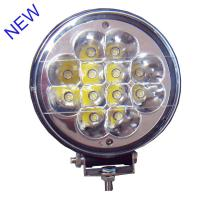 Quality Hanka Epistar Led Car Driving Lights , 36W IP67 Round Truck Driving Light for sale
