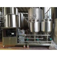 Buy cheap CE ISO 50L Professional Beer Brewing Equipment For Home Brew Unit Machine from wholesalers