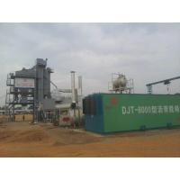 2 Stage Bag Filtering Asphalt Batch Mix Plant With 5 Cold Feeders 180T Output