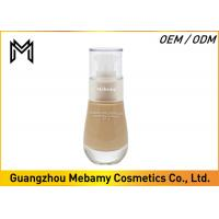 Quality Hydrating Liquid Mineral Foundation Makeup SPF 15 Moisturizing Formula 1 Color for sale