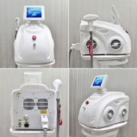 China micro channel 808nm Diode Laser Hair Removal Machine with cold laser , Medical Laser Equipment on sale
