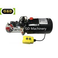 Quality Single Acting Customized Mounting style Hydraulic Power Unit Used for Load Leveling Ramps for sale