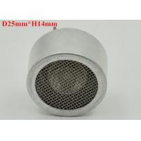Buy Custom Aluminum Ultrasonic Distance Sensor 25mm High Accuracy Transducer at wholesale prices