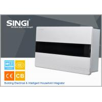Quality High quality ABS material 16 mounted units electrical distribution box design flexibly surface mounted distribution box for sale
