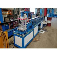 China Twin Skin Automatic Rolling Shutter Machine Fire Rated Roller Shutter Machine on sale
