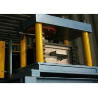 Quality Roof Frame CZ Purlin Roll Forming Machine , Z Channel Roll Forming Machine for sale