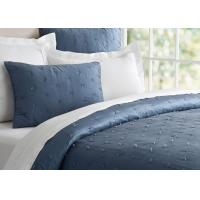 Quality Silk / Cotton Custom Bedding Sets , Home 3pcs Luxury Hotel Bedding Sets for sale