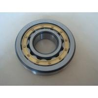 Quality NJ207-E-TVP2 FAG Bearing Cylindrical roller bearings with Nylon , steel , brass cage for sale