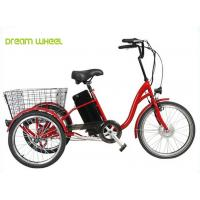Quality 36V 350W Electric Mobility Scooter ,Tricycle Cargo Electric Bike Pedal Assist for sale
