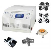 Quality Adjustable RCF Range Large Capacity Centrifuge BT5 With CE / ISO9001 for sale