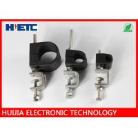 """Quality Stainless Steel Feeder Coaxial Cable Clamps 7/8"""" One Way Through Type for sale"""