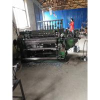 Quality Full automatic Welded Wire Roller Mesh Machine (mesh size: 1/4′′-8′′) for sale