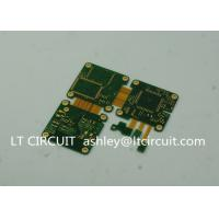 Buy ENIG Plating Rigid Flexible Printed Circuit Board Green Solder Mask 6 Layer at wholesale prices