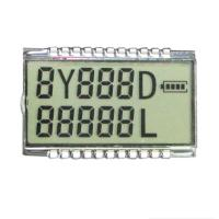 Buy cheap Rohs REACH Custom Lcd Screen With TN STN HTN FSTN Display Mode from wholesalers