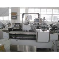 Chewing Gum Blister Automatic Cartoning Machine For Paper Box Insert