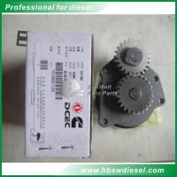 Quality Cummins 6L  L375  ISLE diesel engine Oil Pump 3991123 for Dongfeng Truck for sale