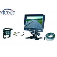 """Quality 7"""" LCD Screen Car Rear View Backup Parking truck Monitor + Camera Night Vision for sale"""